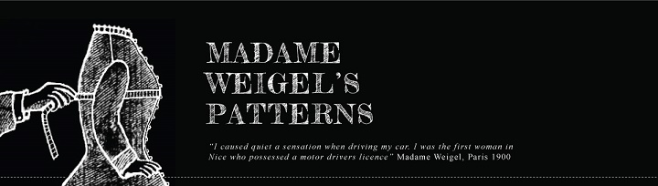 Madame Weigels Patterns